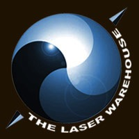 the laser warehouse