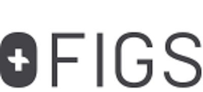 FIGS medical apparel logo - cosmediclist