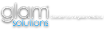 GLAM Solutions logo