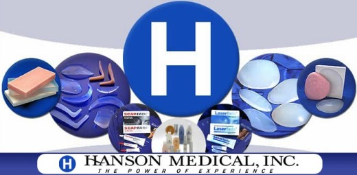 hanson medical silicone implants