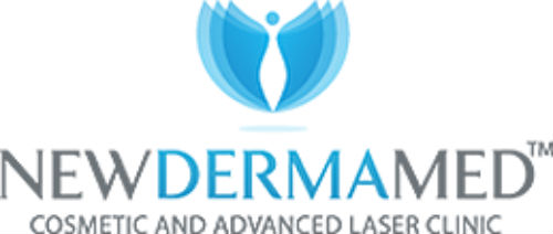 NewDermaMed Spa Cosmetic and Laser Clinic Logo