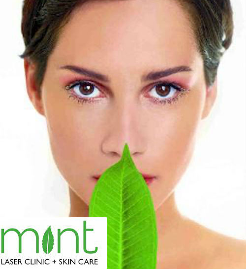 mint laser skin care cosmetic aesthetic clinic