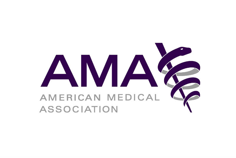 American medical association logo large