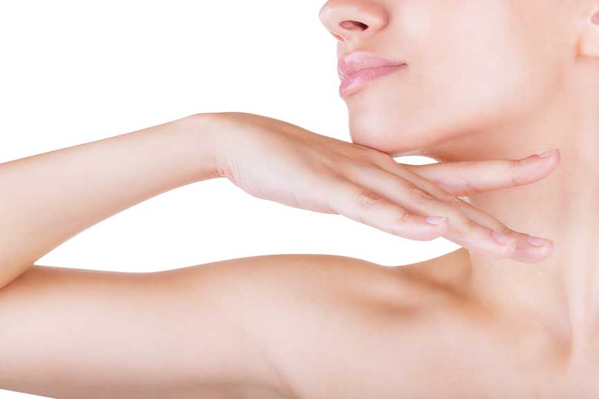 What Is the Best Neck Rejuvenation Technique Kybella, Ultherapy, and CoolSculpting Mini