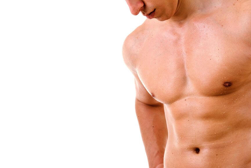 Doctor Discusses Options For Men With Excess Breast Tissue