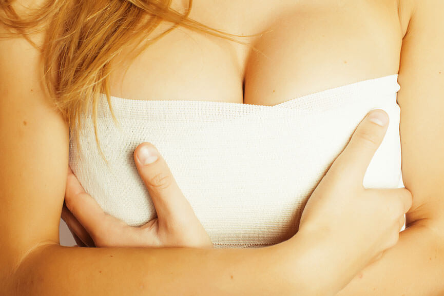 Expect after breast implants