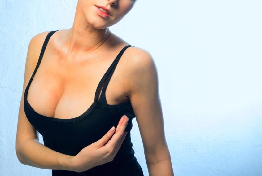 natural looking breast implants - CMDL