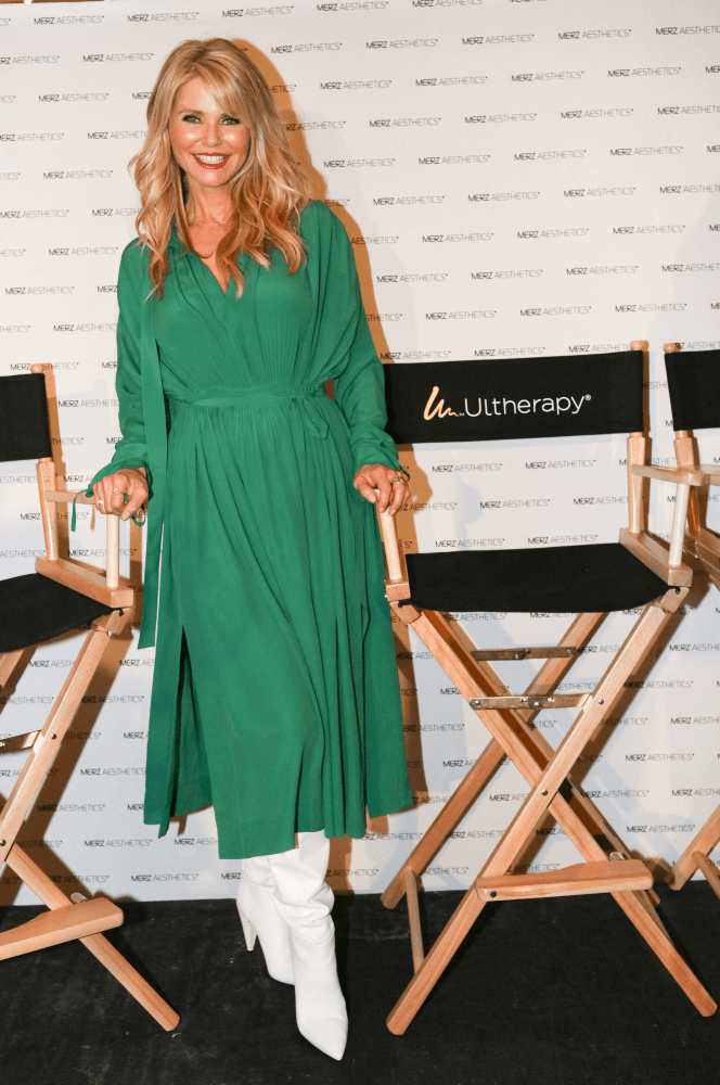 Christie Brinkley on Ultherapy