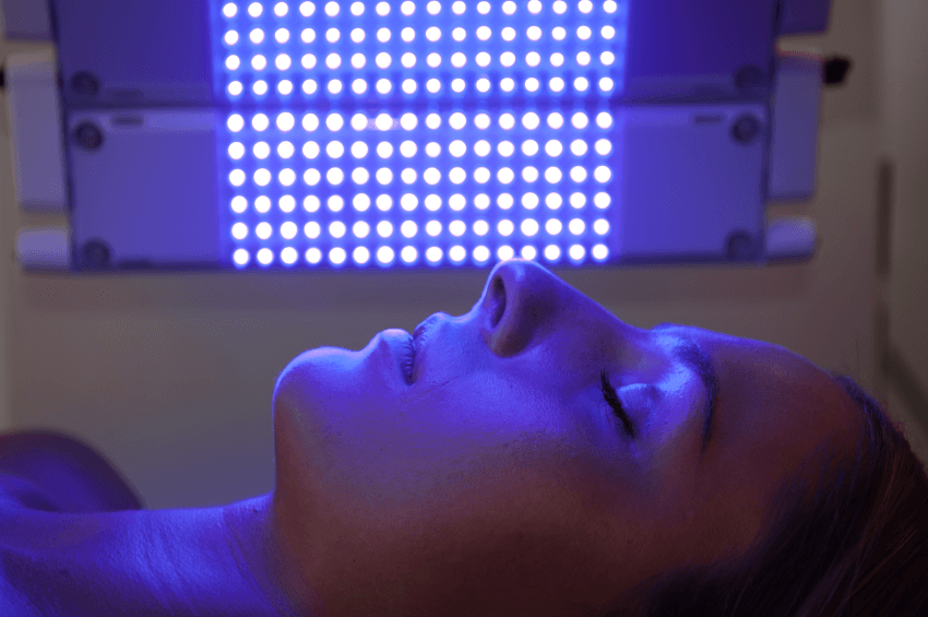 The 4 Benefits of LED Light Therapy